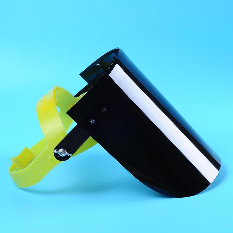 電気溶接面卓上写真カバー顔電気溶接保護用品装備顔溶接用具焼顔全顔8