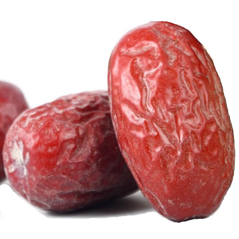 3斤超值新疆特产红枣若羌灰枣大枣子即食免洗二级