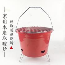 生物质颗粒取暖炉家用室内火炉商用工业水暖地暖全自动智能采暖炉
