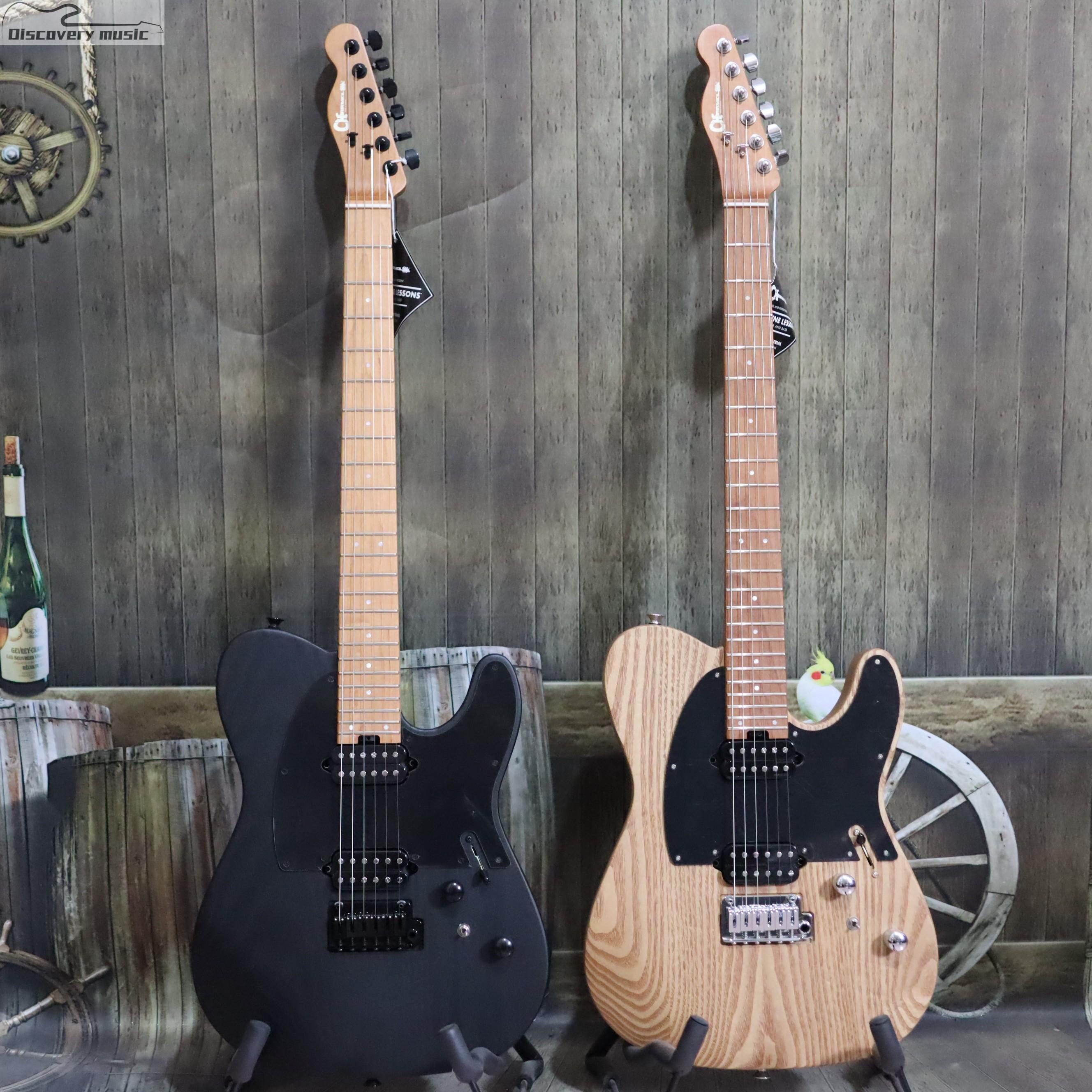 気持ち楽器CHARVEL STYLE 2 24 HH 2 PT CM ASH TELE岑木エレキギター