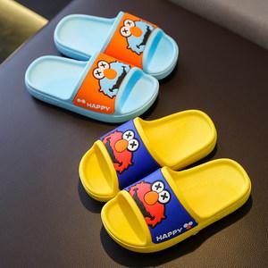 儿童凉拖鞋夏季男童3-15岁小孩女童防滑软底室内家用幼儿宝宝托鞋