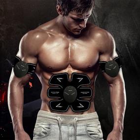 健身仪智能充电动腹肌贴懒人收腹机