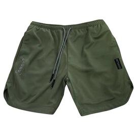 MSCT健身潮牌夏季薄款防走光弹力速干运动短裤男跑步训练五分裤子