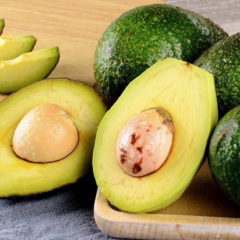 墨西哥牛油果巨无霸大果10颗装宝宝辅食鳄梨进口新鲜水果批发包邮