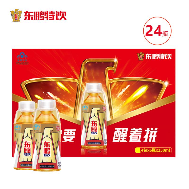 包邮东鹏特饮维生素功能性饮料运动体质能量提神250ML*24瓶整箱