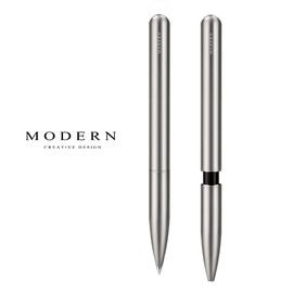 德国MODERN中性笔宝珠笔学生笔磁力商务签字笔刻字送同学华业礼品图片
