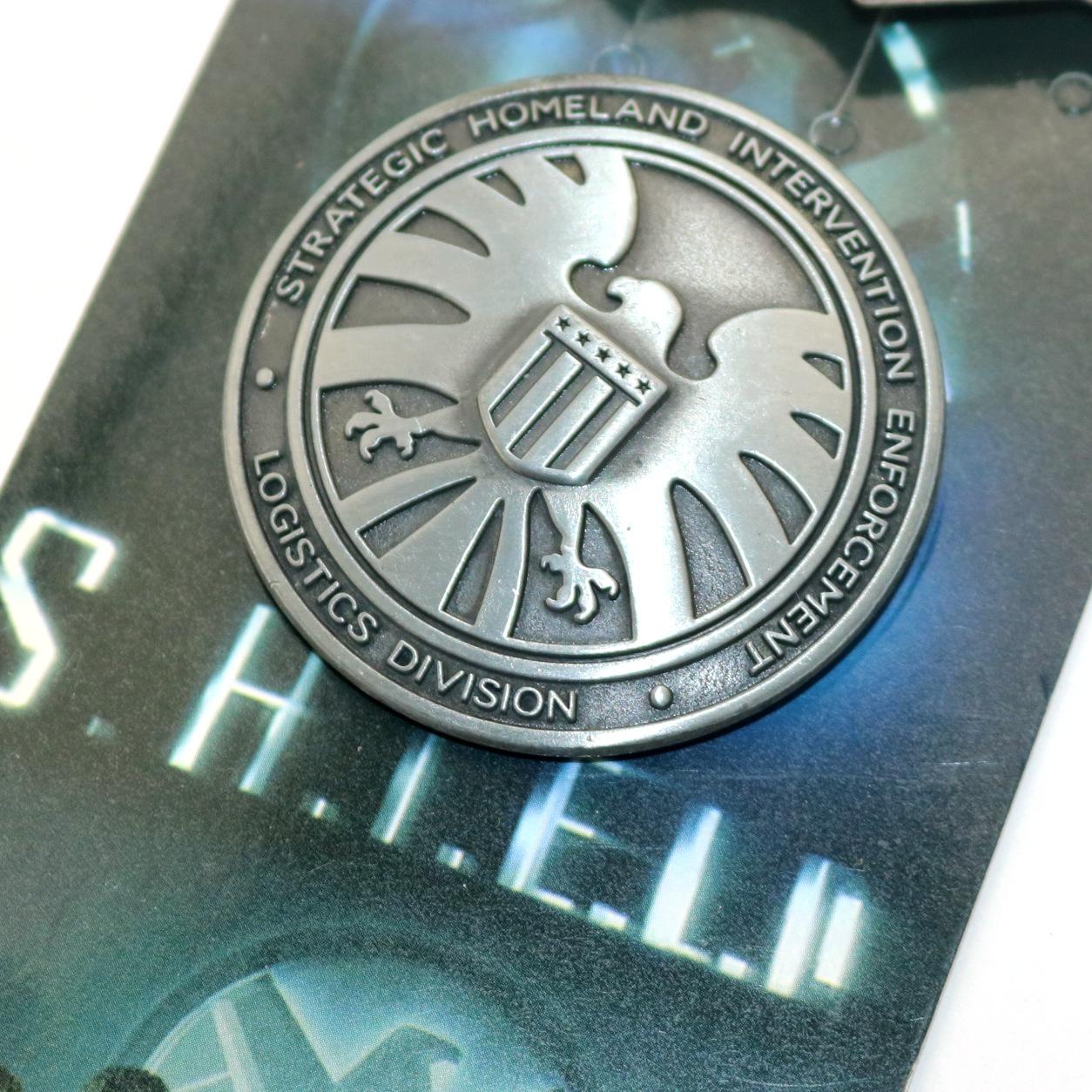 胸针电影超级英雄神盾局合金徽章钢铁侠美国队长哈利波特