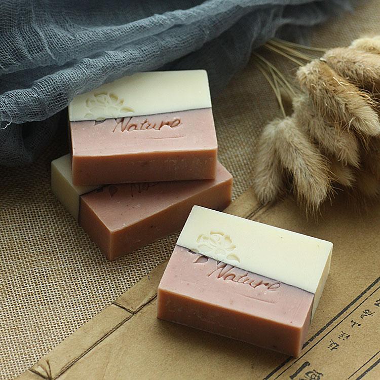 玫瑰珍珠粉美容洁面手工皂洗脸皂伴手礼女洗澡冷制洗手皂香皂沐浴