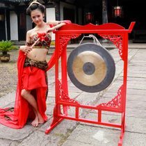 Product 50cm Gong 60 gong 80cm gong opening gong Celebration Gong copy Gong 100cm celebration 1 meters gong with gong rack