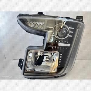 适用于新大运重卡N8V前大灯,电调带日行灯近光远光前照明灯总成