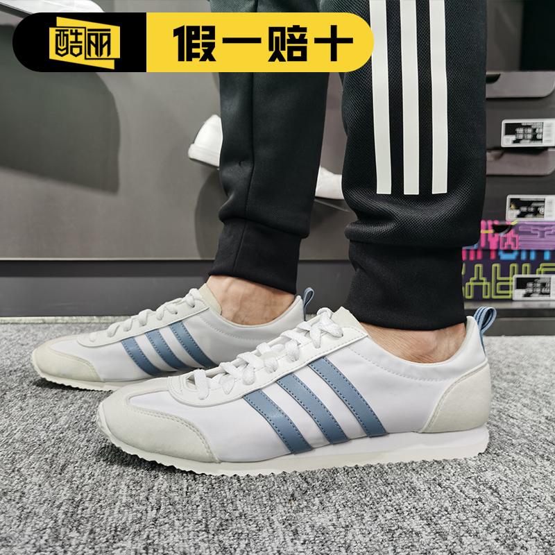 阿迪达斯NEO男女鞋2020新款透气运动鞋休闲鞋板鞋 DB0466 FX4040图片
