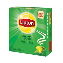 Optimum selection of green tea bags in T-Lipton tea bag 100 bags in Huangshan/Sichuan green tea bag