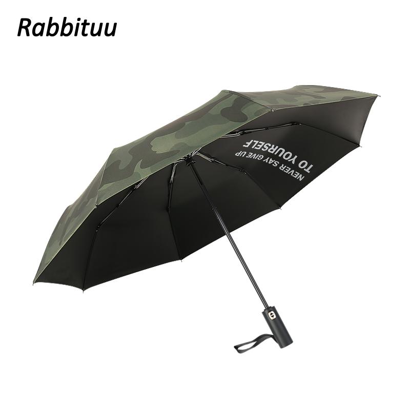 满4元可用3元优惠券迷彩黑胶全自动晴雨两用专业太阳伞