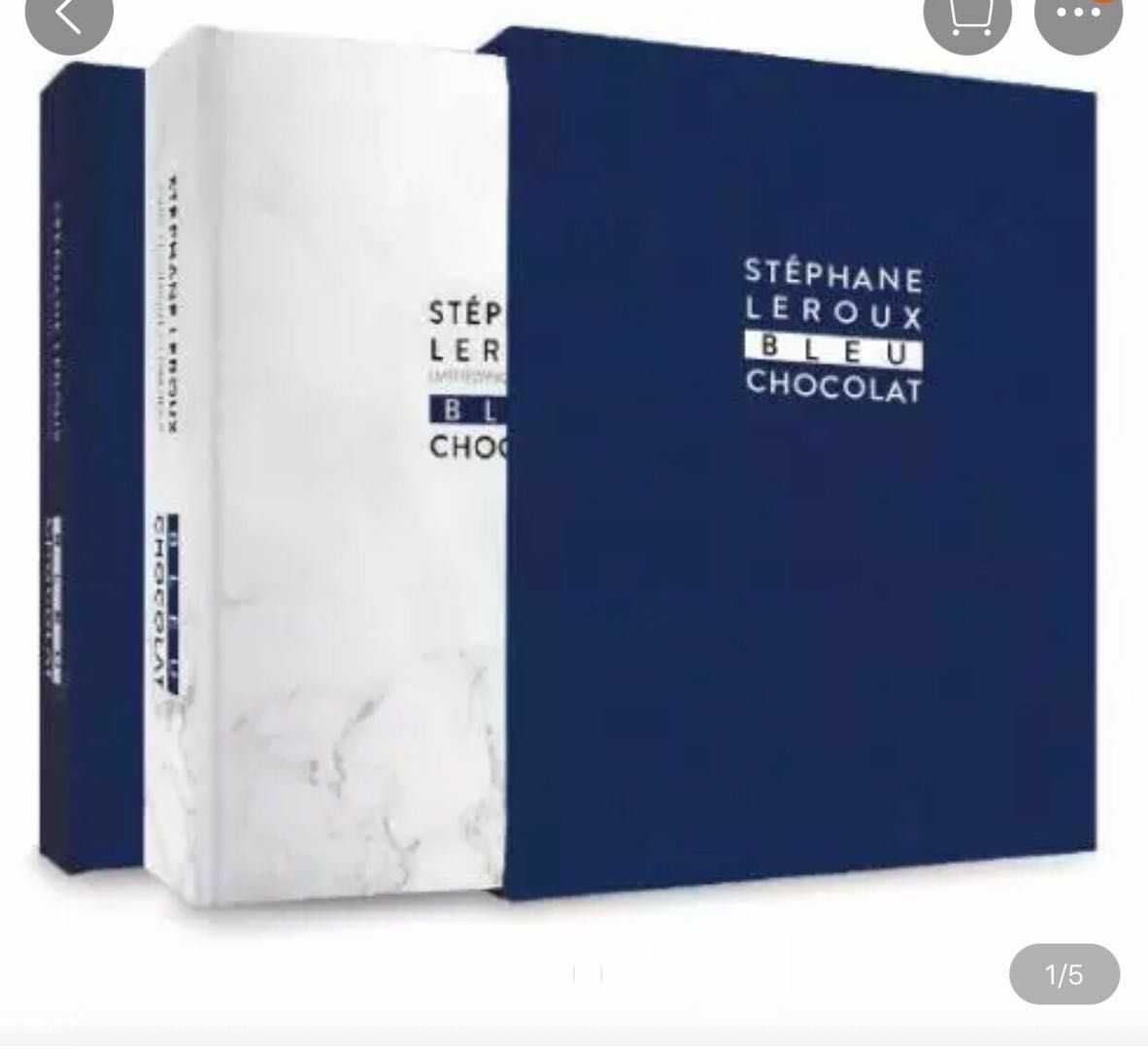 Gannan Xu Stephane Leroux. Bleu Chocolat '17 (только на английском языке) версия )
