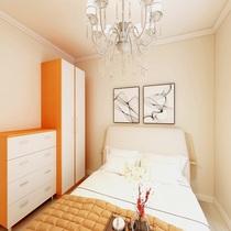 红苹果家具衣柜现代简约板式双门衣柜可定制R921w居然之家