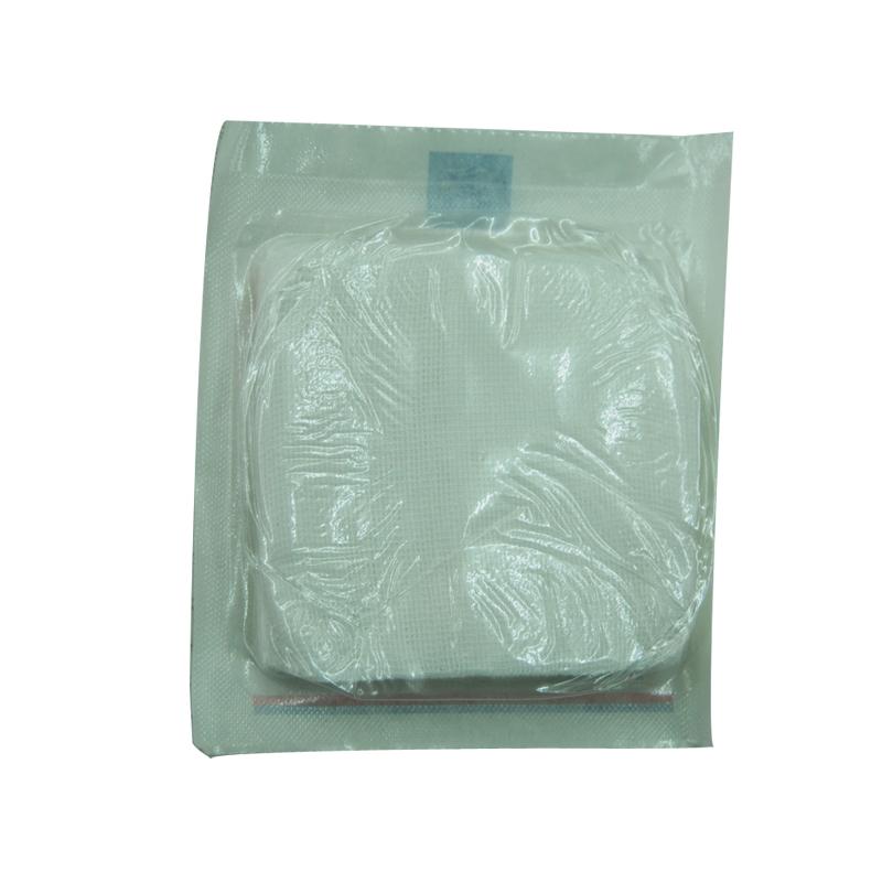 Трясти мораль медицинская марля блок 7.5x7.5cm-8p 5 лист *5 мешок уничтожить бактерии уровень одноразовые медицинская марля применять материал