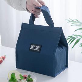 饭盒手提包保温袋便当袋饭包手提铝箔加厚大号大容量带饭的袋子