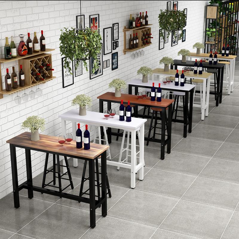 Простой небольшой бар домой опираться на стена бар стол ходули полоса стол узкий стол гостиная вход бар стол можно настроить