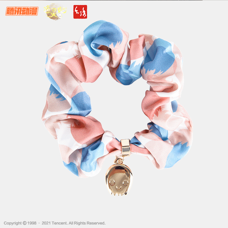 Taixiu & Tongling imperial concubine co branded hairband womens hair tied big bow headdress new summer head rope hair circle hair rope