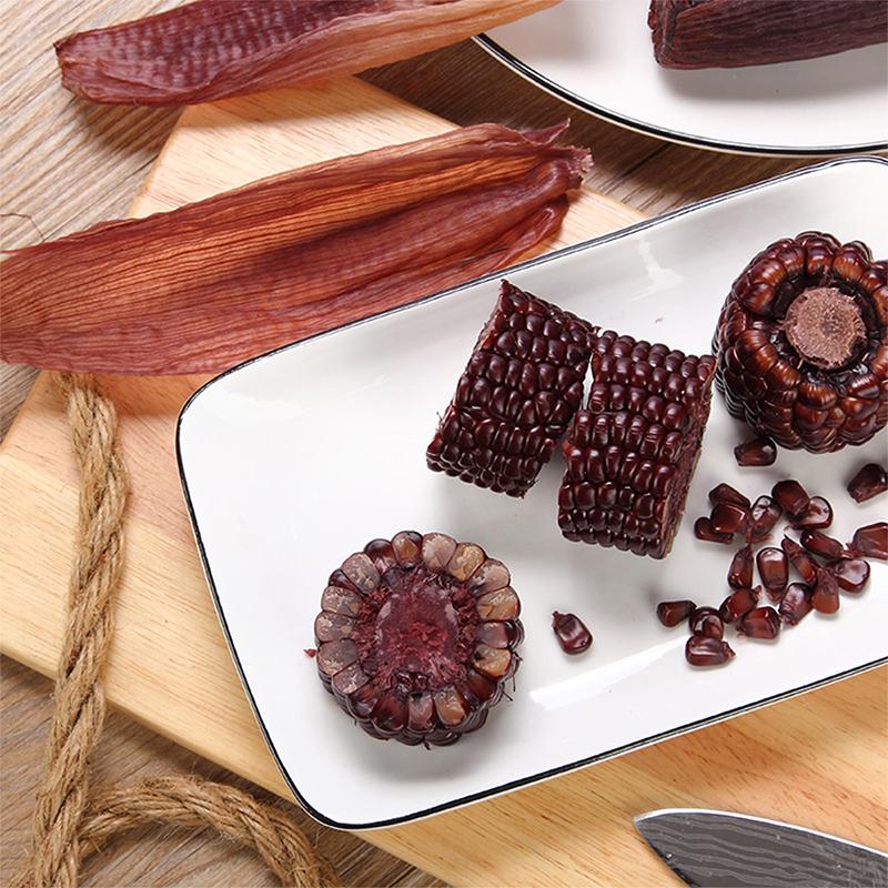 香甜黏糯真空袋装东北即食黑玉米5根新鲜非转基因黑玉米