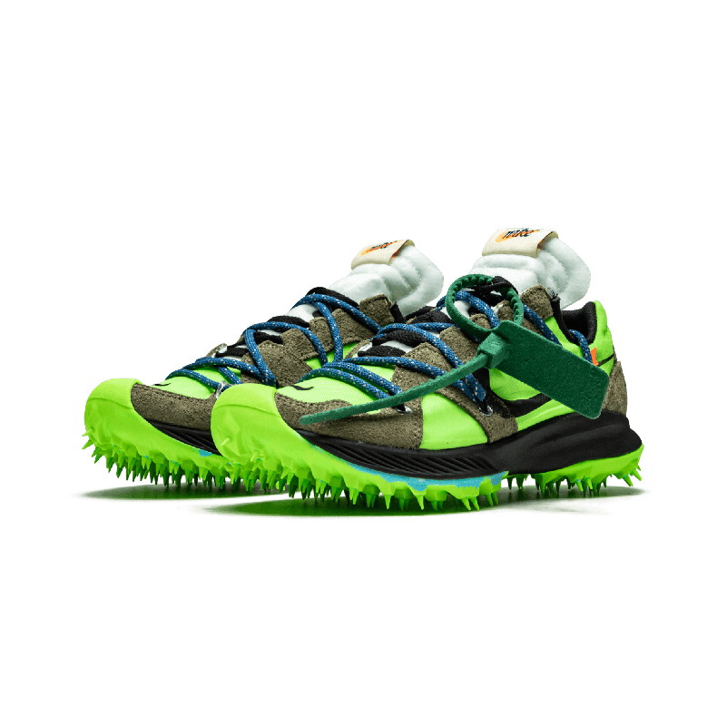 Nike Zoom Terra Kiger 5 x OFF-WHITE OW聯名跑鞋- CD8179 300