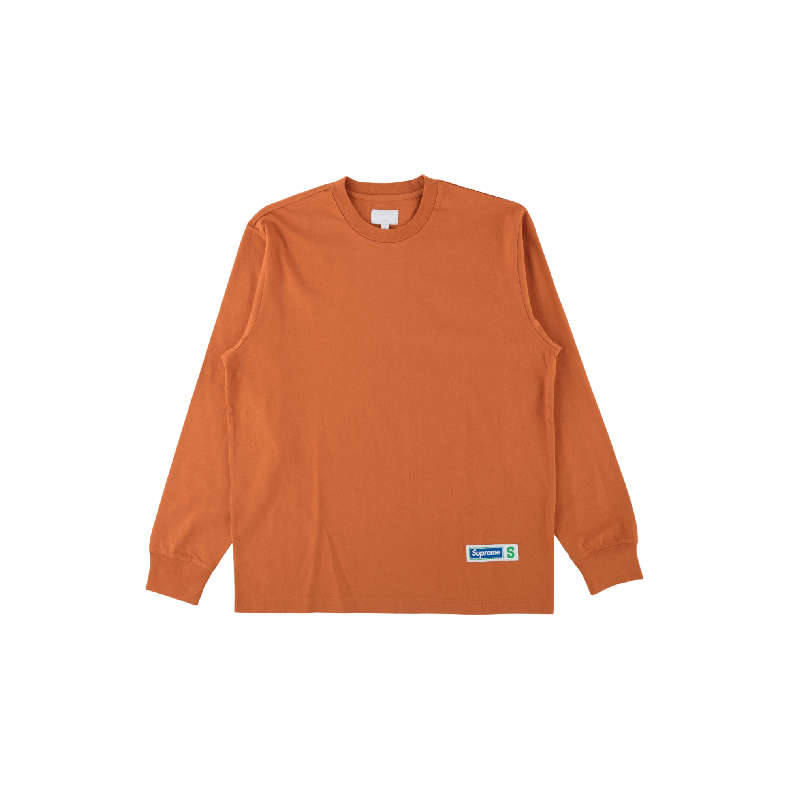 Supreme Athletic Label L/S Top