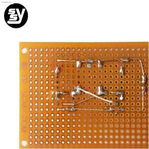 配件双稳态电路 多谐振荡器 趣味电子制作 闪光灯 板 洞洞板焊接