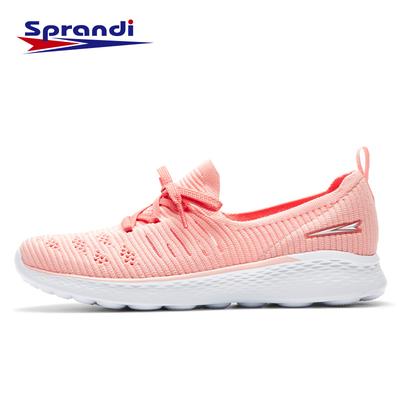 Sprandi 斯潘迪 春夏新款 女士一脚蹬透气网面运动鞋 4色