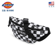 Dickies Trendy Brand New Fashion Leisure Student's Chest Slant Brassiere, Waist Bag, Single Shoulder Bag B056