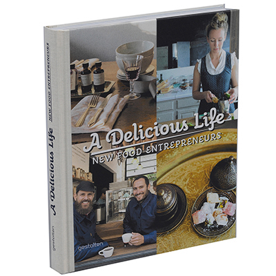 A Delicious Life: New Food Entrepeneurs食品设计包装