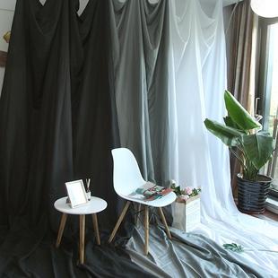 ins网红拍照背景布纯色简约拍摄影挂布大尺寸房间装饰摄影道具
