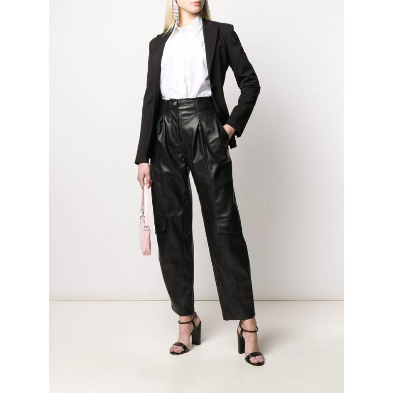Tax inclusive 40% off pinko / pinko womens fit single breasted suit jacket short coat sports ventilation