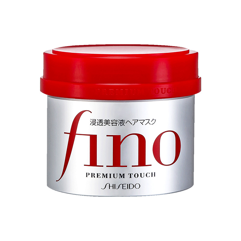 [exclusive Channel] Shiseido Fino fennong hair conditioner can restore dryness and softness, improve rashness 230g
