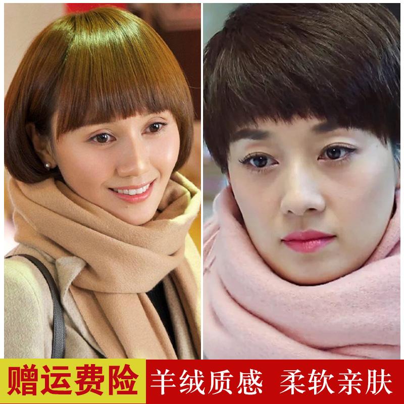 纯色围巾女冬季加厚长款韩版百搭红色学生披肩保暖秋冬年会两用