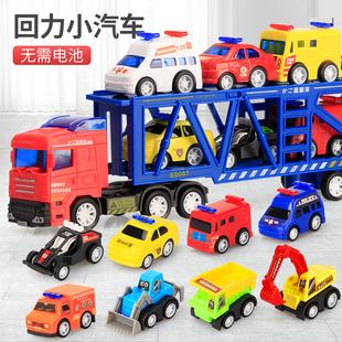 宝宝玩具小汽车3幼儿4益智早教婴儿0-1一至二半岁6六个月男孩女孩