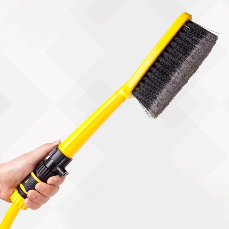 汽车洗车神器通水刷家用刷子刷车用品工具清洁刷软毛刷清洗用具