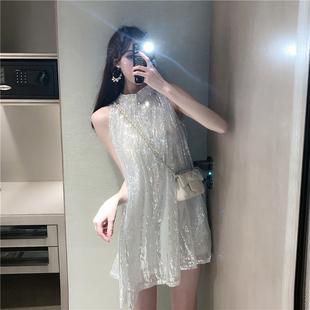 適合海邊穿的連衣裙公主裙成年禮服甜美超仙女18歲過生日穿的裙子