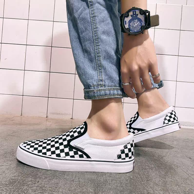 Mens gradual change mesh gym summer canvas comfortable mens summer summer cotton padded shoes