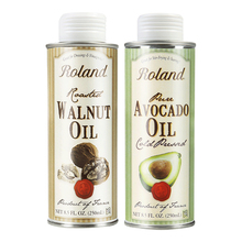 French Roland baby Walnut Oil 250ml + avocado oil combination infant edible oil DHA auxiliary edible oil