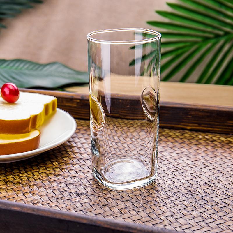 透明玻璃杯子家用ocean 水杯牛奶杯飲料杯茶杯耐高溫6隻套裝