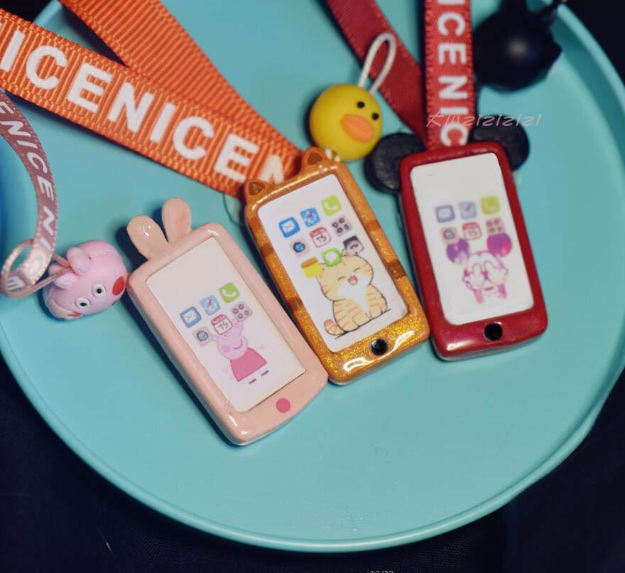 [big claw BJD] BJD cute mobile phone props 6 points 8 points holola