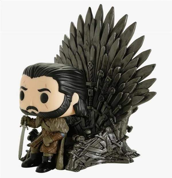 Hot selling domestic Funko pop 72 power right game