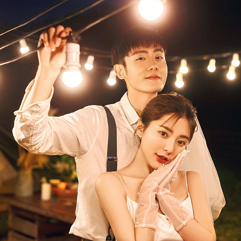 玫瑰星座婚纱摄影 深圳北京广州旅游团购结婚照旅拍婚纱照拍摄