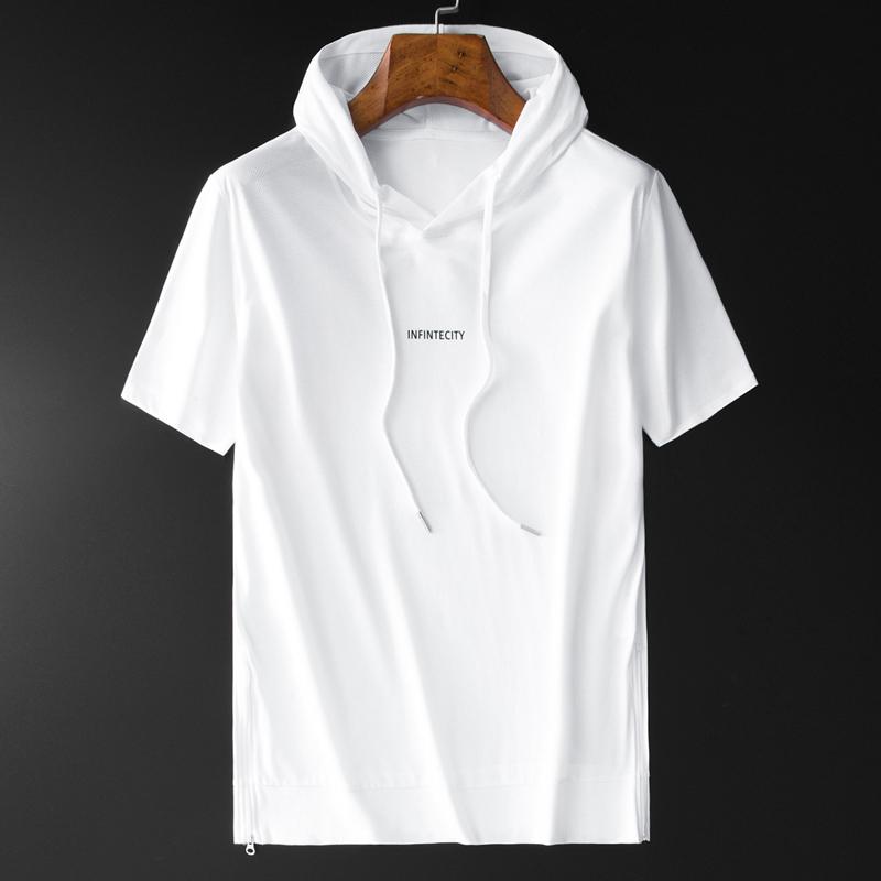券后108.00元男士白色短袖潮流夏季新款宽松t恤