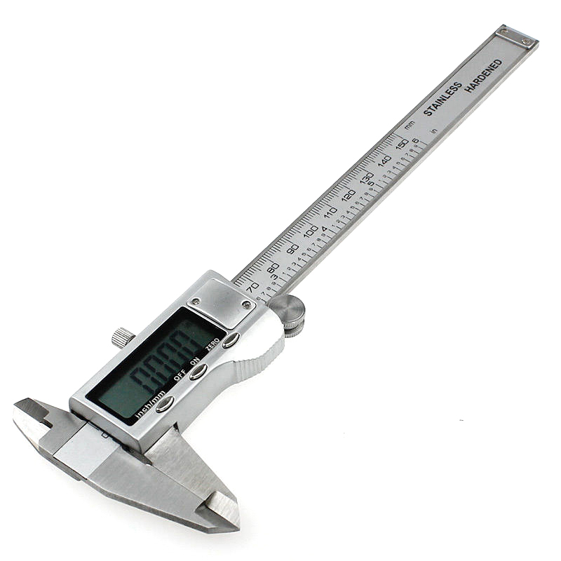 2021 New 150 mm/6-inch hardened Stainless Steel Electronic