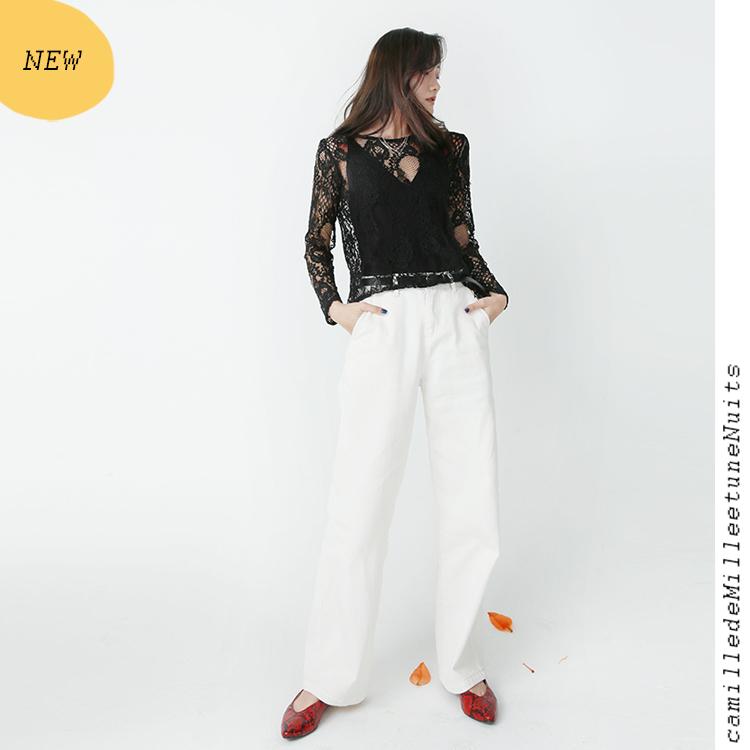 Off White Retro High waist jeans