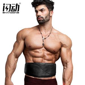 闪动运动健身器材家用健腹器 懒人收腹部机练腹肌撕裂者训练腰带