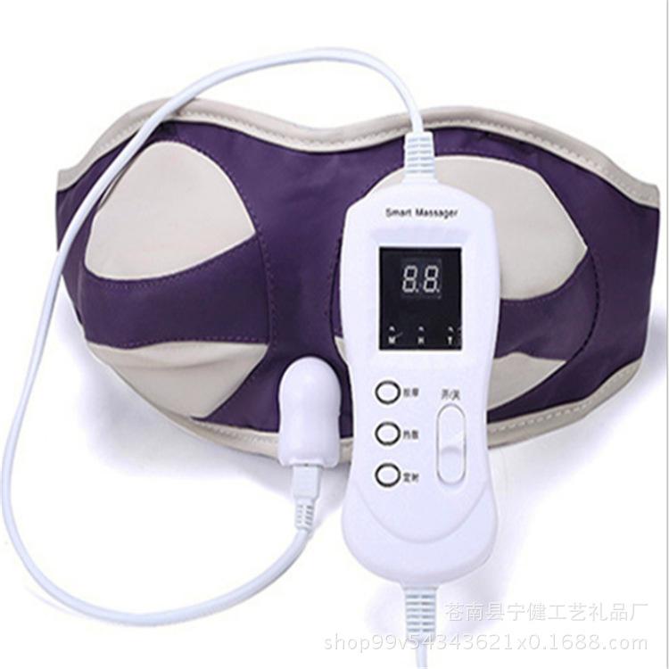 丰胸按摩仪美胸宝 电动胸部按摩机乳房震动按摩cgk电动加热按摩