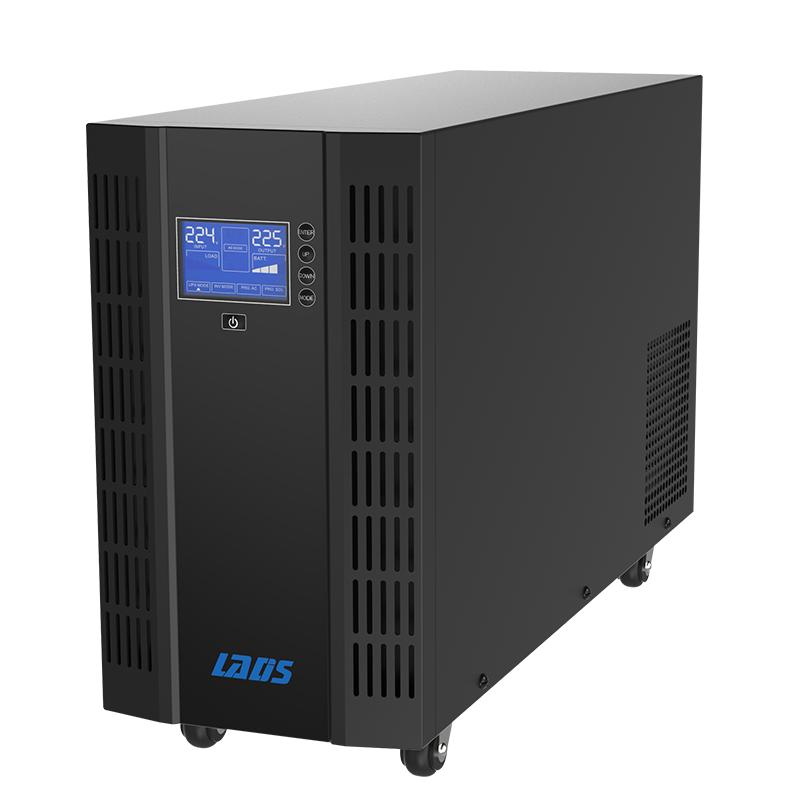 雷迪司SH5000 3500W医疗仪器机房服务器单电脑4小时UPS不间断电源