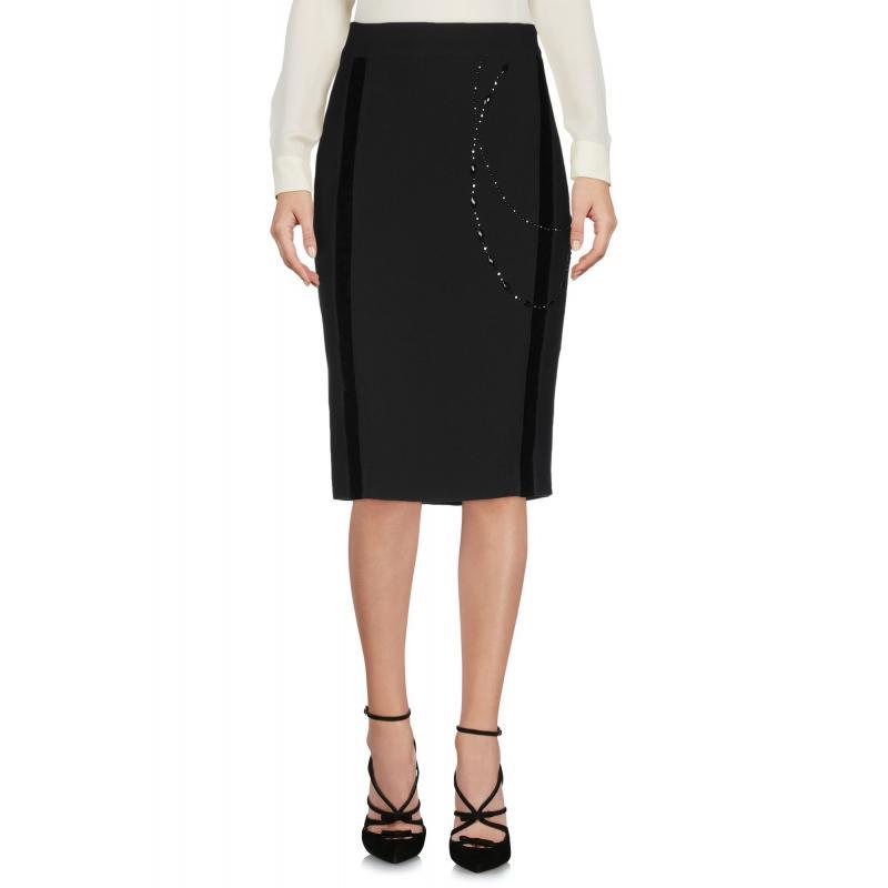 包税代购 Elisa Fanti 女2020春季新品 及膝半身裙 新款通勤 仙女